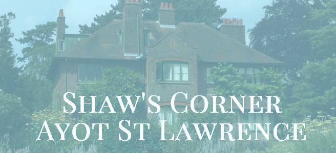 Shaw's Corner - Ayot St. Lawrence