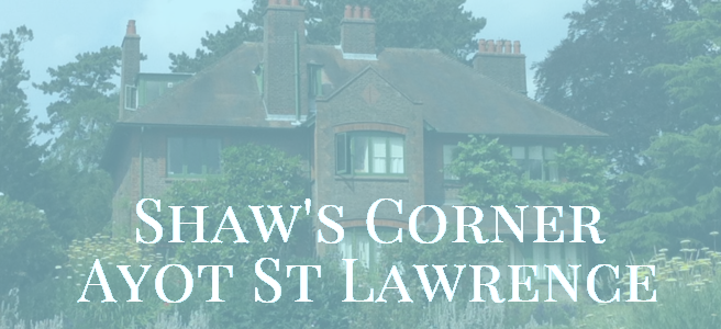 Shaw's Corner - Ayot St. Lawrence