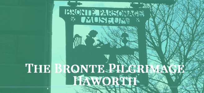 The Bronte Pilgrimage - Haworth