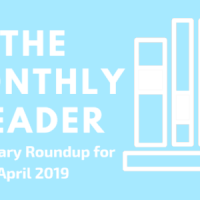 The Monthly Reader: April 2019